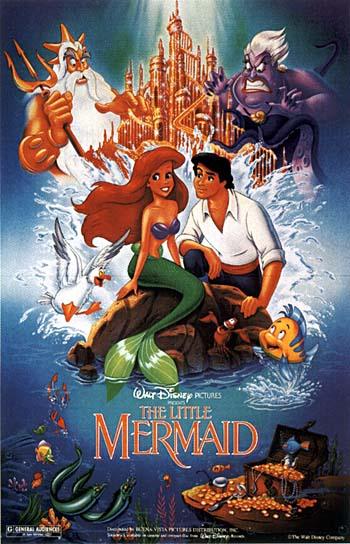 the little mermaid 1989 film wikipedia la peque 241 a
